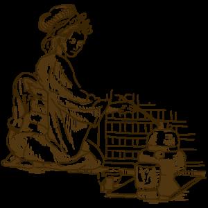 illustration-geisha